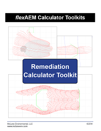 Remediation Calculator Toolkit 1 - Confined