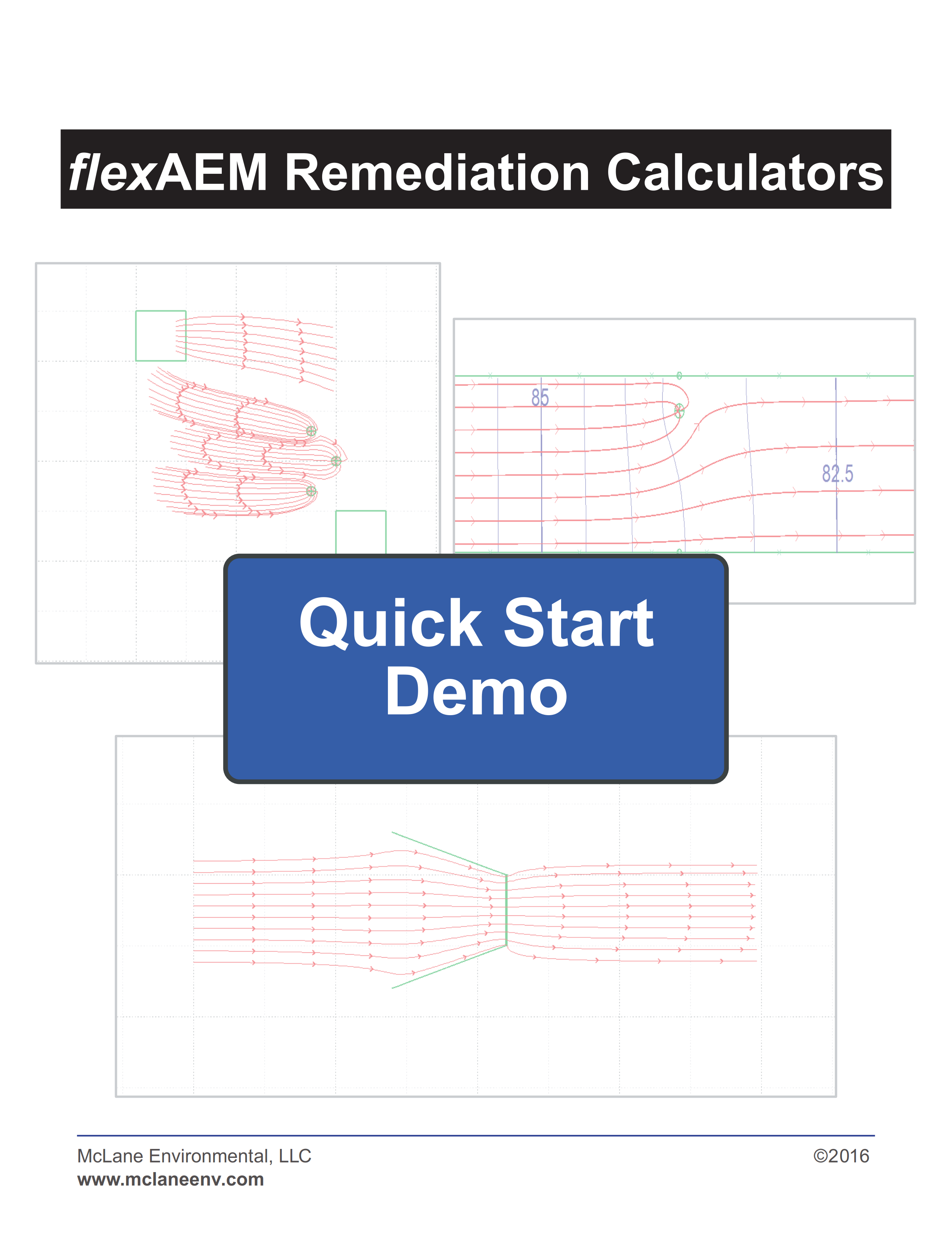flexAEM Calculator Toolkits | Easy to use Groundwater
